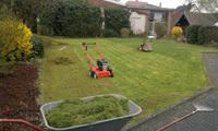 Grundstücksarbeiten